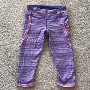 lululemon Knee Length Crop Leggings